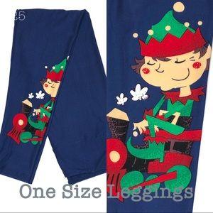 LuLaRoe 2019 Christmas Holiday Leggings